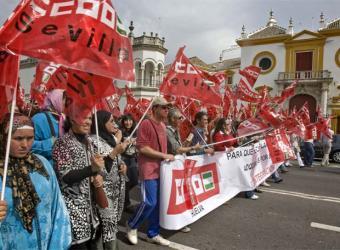 jornaleros andaluces