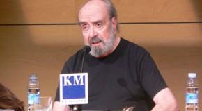 El escritor Alfonso Sastre, ex candidato de ANV, de HB, y EH, va de nº 1 por  Iniciativa Internacionalista