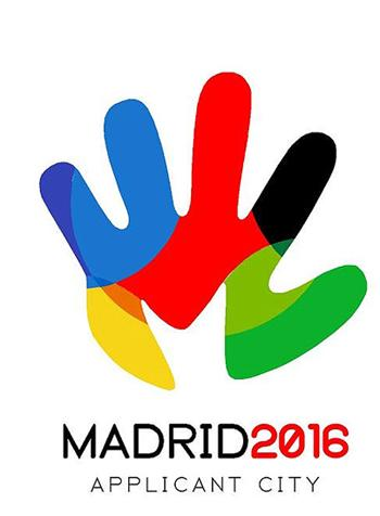logotipo de madrid 16