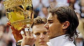 El público de Wimbledon enseña deportividad al de Roland Garros