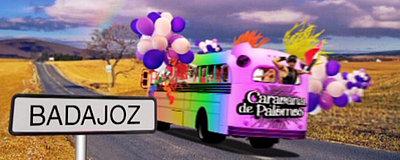 caravana de palomos