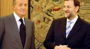 Pequeño análisis del Rey y Rajoy por Losantos