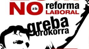 A los negacionistas de la Huelga General