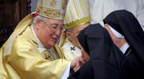 Un obispo imparte doctrina desde TVE