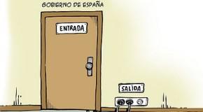 La última en forrarse: Elena Salgado
