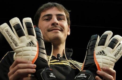 Iker Casillas, una vez más