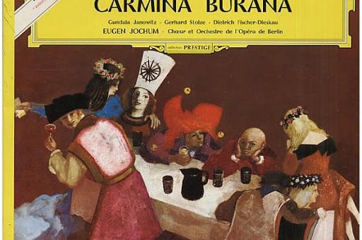 Cármina Burana en Málaga