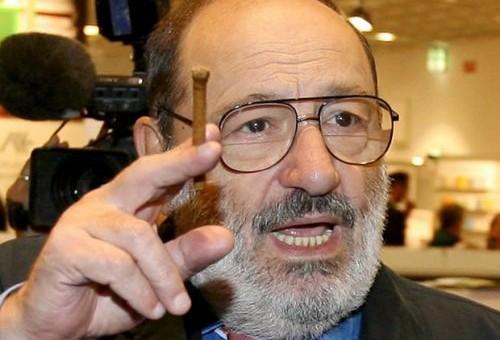 Umberto Eco y  las redes sociales