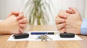 Precio de un divorcio de mutuo acuerdo