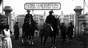 SÍ a las esteladas en el Calderón